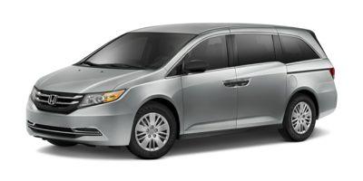 2014 Honda Odyssey:Main Image