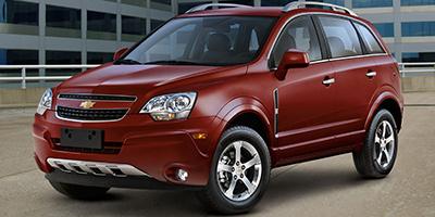 Chevrolet Captiva Sport:Main Image