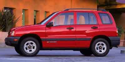 2003 Chevrolet Tracker:Main Image