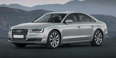 Audi A8 Quattro:Main Image