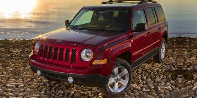 Jeep Patriot:main Image