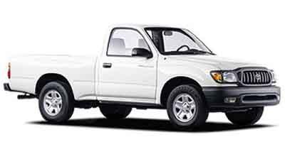 2003 Toyota Tacoma:Main Image