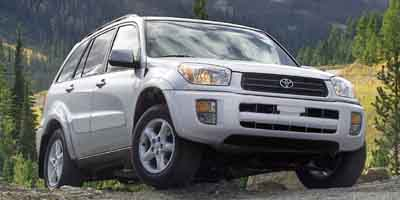 2003 Toyota RAV4:Main Image