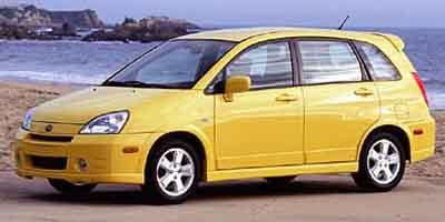 2003 Suzuki Aerio:Main Image