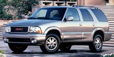 2000 GMC Jimmy:Main Image