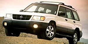 1999 Subaru Forester:Main Image