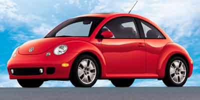 2004 Volkswagen Beetle:Main Image