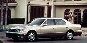 Lexus LS400:Main Image