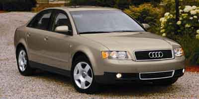 2004 Audi A4:Main Image