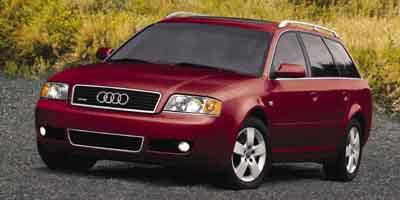 2004 Audi A6 Quattro:Main Image
