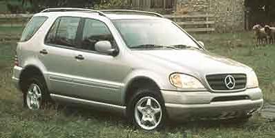 2000 Mercedes-Benz ML320:Main Image