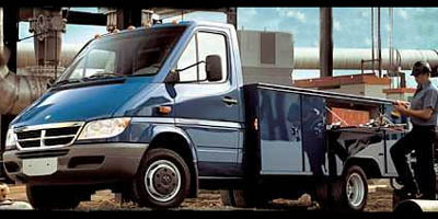 2005 Dodge Sprinter 3500:Main Image