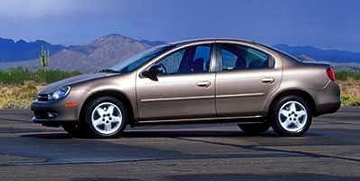 2001 Plymouth Neon:Main Image