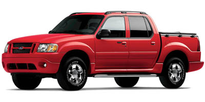 2005 Ford Explorer Sport Trac:Main Image