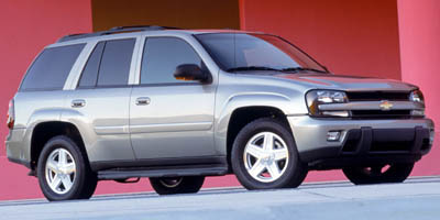 2005 Chevrolet Trailblazer:Main Image