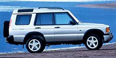 2000 Land Rover Discovery:Main Image