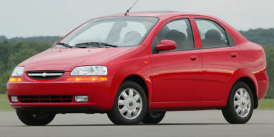 2005 Chevrolet Aveo Parts and Accessories: Automotive