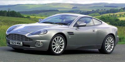 2004 Aston Martin Vanquish:Main Image