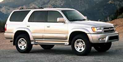 2000 Toyota 4Runner Parts and Accessories: Automotive: Amazon.com