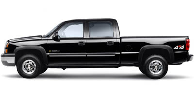 2006 Chevrolet Silverado 1500 HD:Main Image