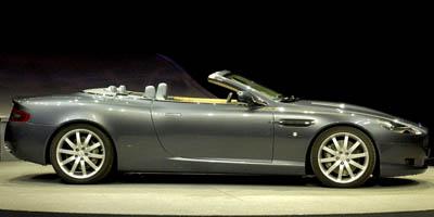 2007 Aston Martin DB9:Main Image