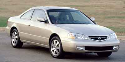 2001 Acura CL:Main Image
