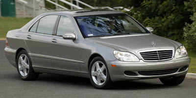 Mercedes-Benz S500:Main Image