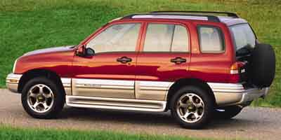 2001 Chevrolet Tracker Parts And Accessories Automotive