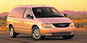 2001 Chrysler Town & Country:Main Image