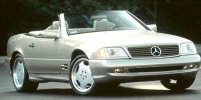 1997 mercedes benz sl600 main image for Mercedes benz accessories amazon