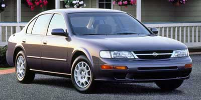 1997 Nissan Maxima:Main Image