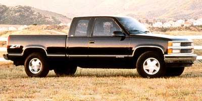 1998 Chevrolet K1500 Parts and Accessories: Automotive