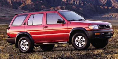 1998 Nissan Pathfinder Parts and Accessories: Automotive