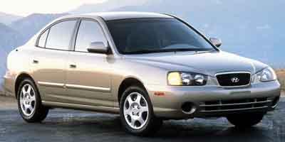 2001 Hyundai Elantra:Main Image