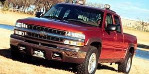 1999 Chevrolet Silverado 1500:Main Image