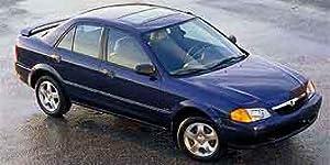 2001 Mazda Protege:Main Image