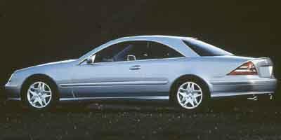 Mercedes Benz Cl500 Interior 2001 Mercedes-benz Cl500:main