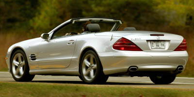 Mercedes-Benz SL600:Main Image