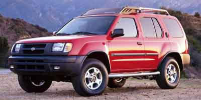 2001 Nissan Xterra Parts and Accessories: Automotive