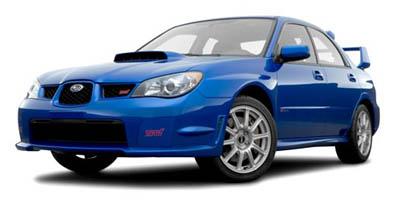 2007 Subaru Impreza:Main Image