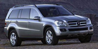 2007 mercedes benz gl450 main image