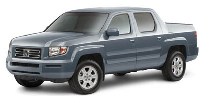  Honda Ridgeline:Main Image