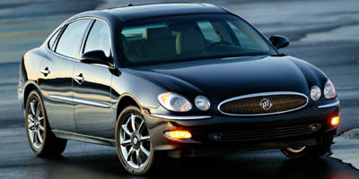 V on 2007 Buick Lacrosse Cxl Parts