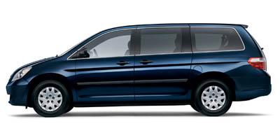 Honda Odyssey:Main Image