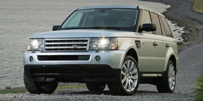 2007 Land Rover Range Rover Sport:Main Image