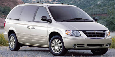 2007 Chrysler Town & Country:Main Image