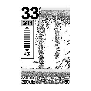 Garmin echo 150 Dual-Beam Fishfinder
