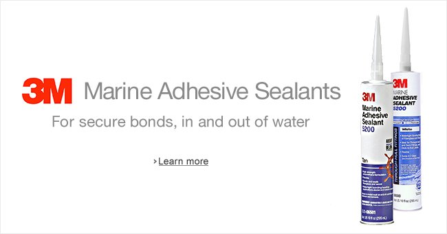 3M Marine Adhesive Sealants