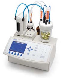 HI 903 Karl Fischer Volumetric Titrator Product Shot