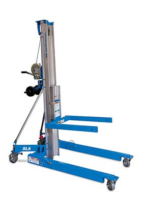 Genie SLA-5 Heavy-Duty Superlift Lifestyle Shot